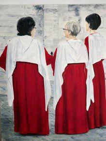 les trois jurates