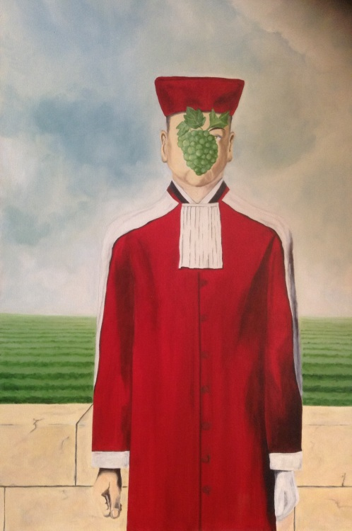 Un Jurat chez Magritte